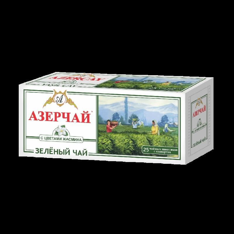 azer chai zelenii 25 pak