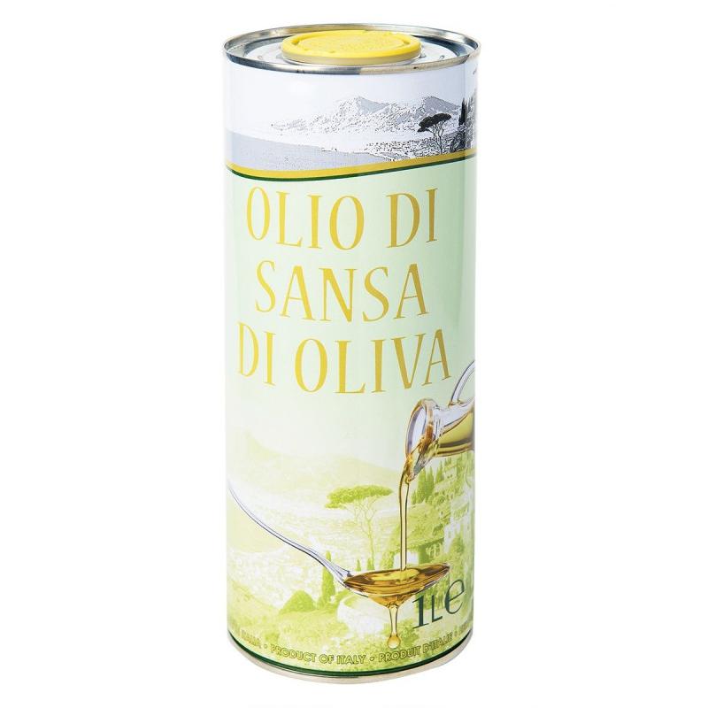 olivkovoe maslo olio di sansa di oliva 1l