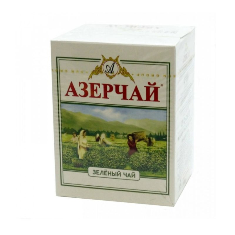zelenyy chay azerchay 100