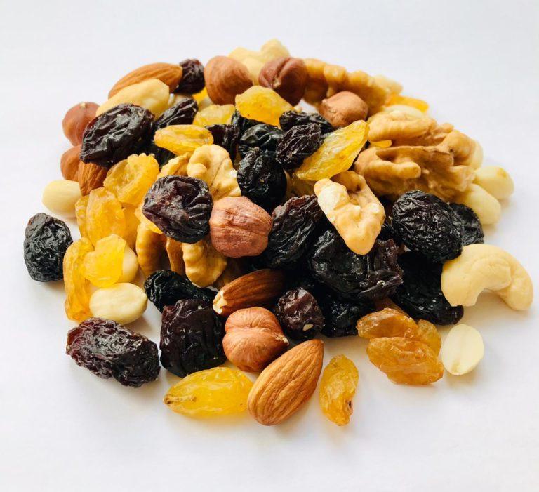 Ореховый коктейдь