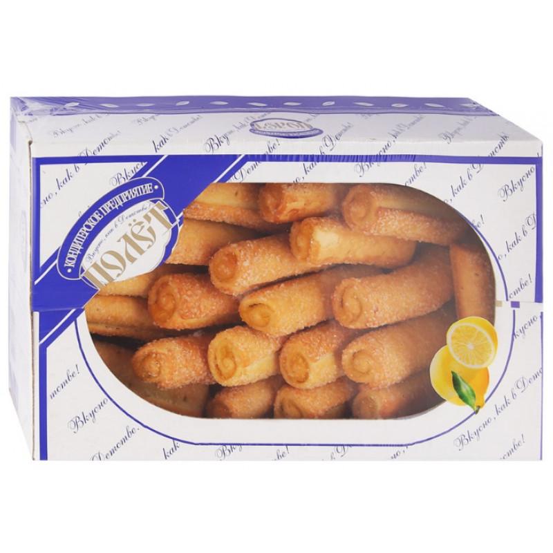 Лимоньерки печенье