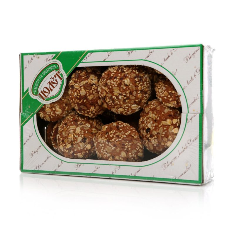 Печенье 5 злаков